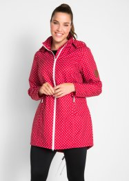 Giacca lunga in softshell elasticizzato, bpc bonprix collection