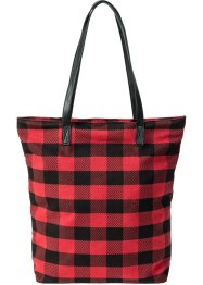 "Borsa shopper ""Quadri"", bpc bonprix collection"