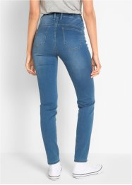 Jeans  super elasticizzato push-up a vita alta, bpc bonprix collection