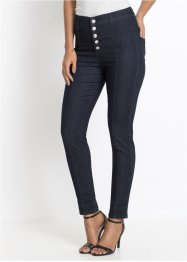 Jeans push-up a vita alta, BODYFLIRT