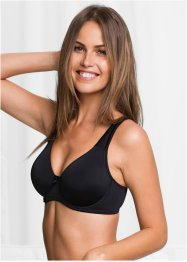 Reggiseno t-shirt con coppe a doppio strato, bpc bonprix collection
