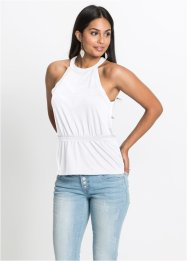Top con peplum, BODYFLIRT