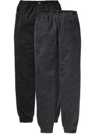 Pantalone per pigiama (pacco da 2), bpc bonprix collection