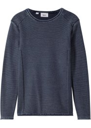 Pullover in look usato, bpc bonprix collection