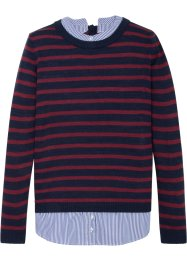Pullover 2 in 1, bpc bonprix collection