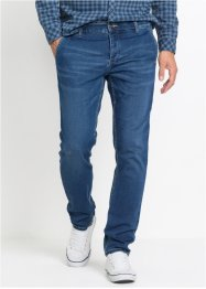 Jeans chino slim fit straight, RAINBOW