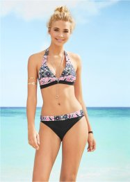 Bikini con scollo all'americana, RAINBOW