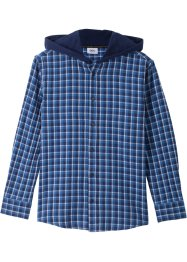 Camicia con cappuccio, bpc bonprix collection