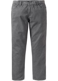 Pantalone 5 tasche regular fit, bpc selection