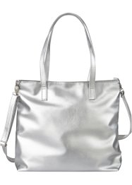 Borsa shopper metallizzata Maite Kelly, bpc bonprix collection