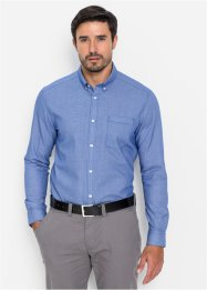 Camicia a manica lunga regular fit, bpc selection