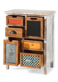 Cassettiera con 6 cassetti, bpc living bonprix collection