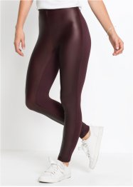 Leggings in similpelle, RAINBOW