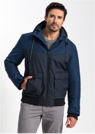 Giacca impermeabile imbottita regular fit, bpc bonprix collection
