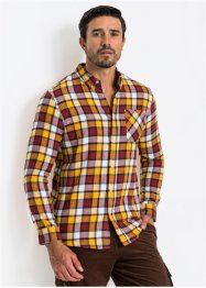 Camicia in flanella regular fit, bpc bonprix collection