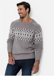 Pullover regular fit, John Baner JEANSWEAR
