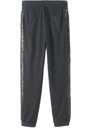 Pantalone da jogging con paillettes, bpc bonprix collection