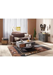 Tappeto con fantasia etnica, bpc living bonprix collection