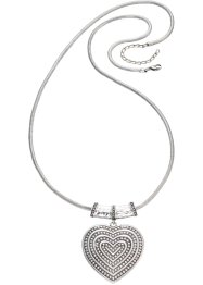 Collana con cuore, bpc bonprix collection