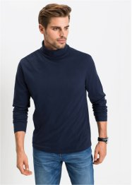 Maglia a manica lunga con collo alto regular fit, bpc bonprix collection