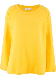 Pullover con cuciture esterne Maite Kelly, bpc bonprix collection
