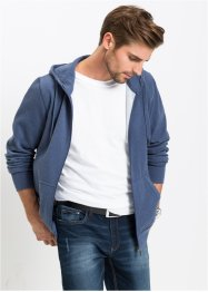 Giacca in felpa con cappuccio regular fit, bpc bonprix collection