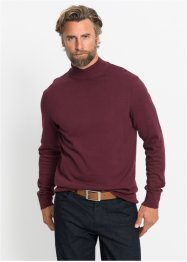 Pullover a collo alto regular fit, bpc selection