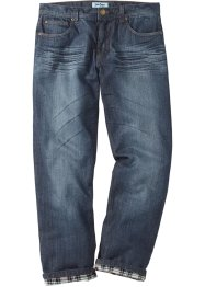 Jeans termici regular fit straight, John Baner JEANSWEAR