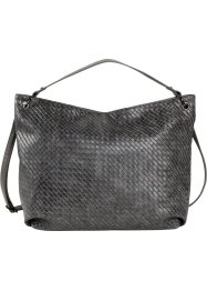 Borsa shopper intrecciata, bpc bonprix collection