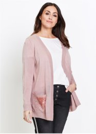 Cardigan con paillettes, bpc selection