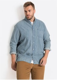Camicia di jeans regular fit, bpc selection