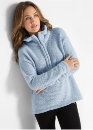 Pullover in filato peloso, bpc bonprix collection