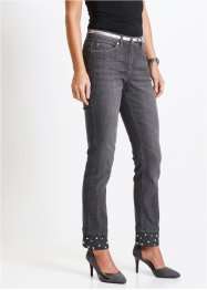 Jeans 7/8 con perle, bpc selection