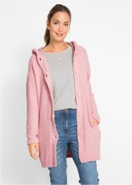 Cardigan soffice lungo, bpc bonprix collection