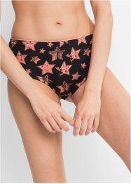 Panty alto (pacco da 4), bpc bonprix collection