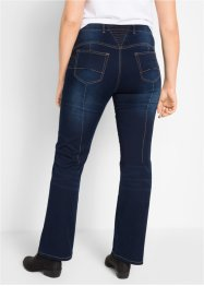 Jeans push-up bootcut, bpc bonprix collection