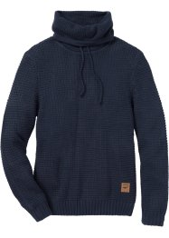 Pullover a collo alto regular fit, John Baner JEANSWEAR