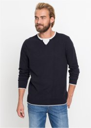 Maglione 2 in 1, bpc bonprix collection