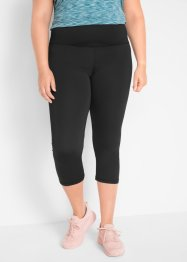 Leggings ultra elasticizzato 3/4 livello 2, bpc bonprix collection
