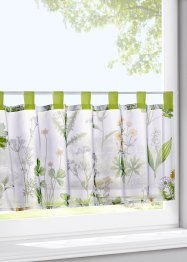 Tenda a vetro con erbe, bpc living bonprix collection