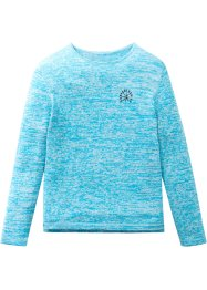 Pullover melange slim fit, bpc bonprix collection