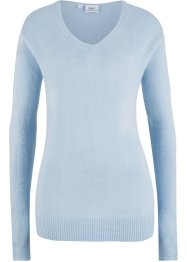 Maglione oversize con spacchi, bpc bonprix collection