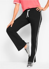 Pantaloni da jogging in felpa livello 1, bpc bonprix collection