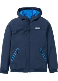 Giacca in softshell con cappuccio, bpc selection