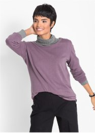 Pullover ampio, bpc bonprix collection