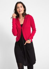 Bolero in maglia a manica lunga, bpc bonprix collection