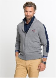 Cardigan slim fit, bpc selection