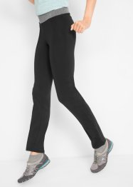 Pantaloni sportivi modellanti livello 1, bpc bonprix collection