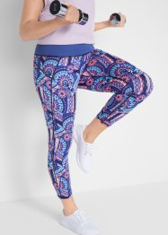 Leggings elasticizzato 7/8 livello 1, bpc bonprix collection