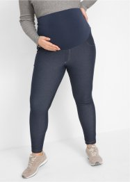 Leggings prémaman effetto jeans, bpc bonprix collection